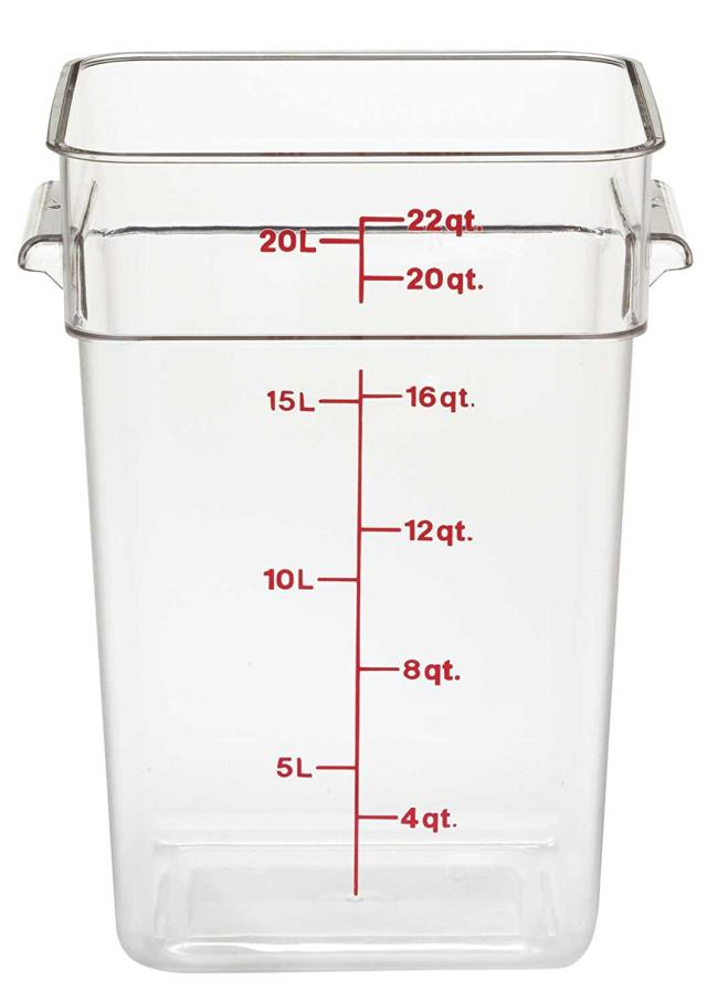 Where to find Serving, Cambro Container 22qt in Portland