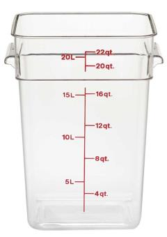 Rental store for Serving, Cambro Container 22qt in Portland OR