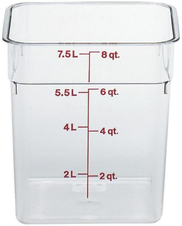 Where to find Serving, Cambro Container 8 qt in Portland