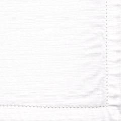 Rental store for Linen - Napkin White Hemstich in Portland OR