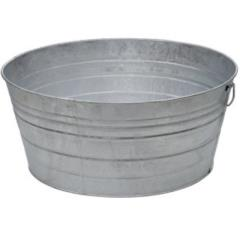 Rental store for Serving, Galvanized Tubs in Portland OR