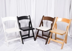 Rental store for Wood Folding Chairs in Portland OR