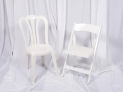 Rental store for White Resin Chairs in Portland OR