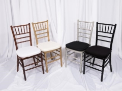 Rental store for Chiavari Chairs in Portland OR