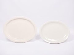 Rental store for White Bone Oval Platters in Portland OR